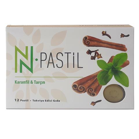 Karanfil & Tarçın Aromatik Pastil