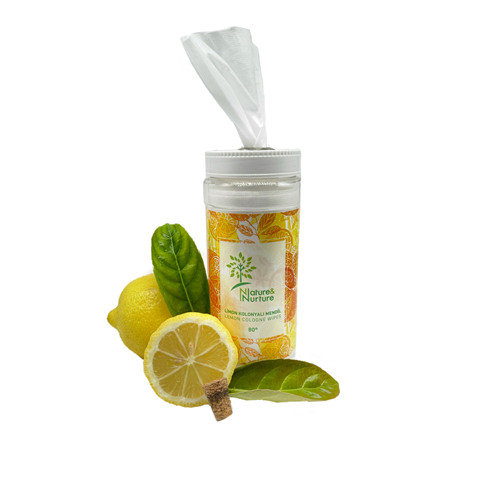 Limon Kolonyalı Islak Mendil