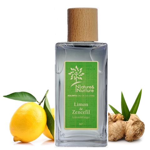 Limon ve Zencefil Kolonyası - 190ml
