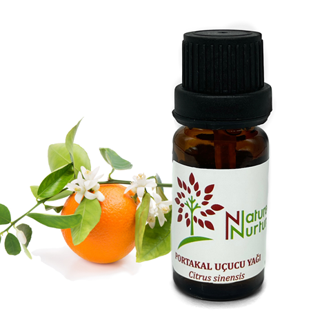 Portakal Uçucu Yağı-10 ml